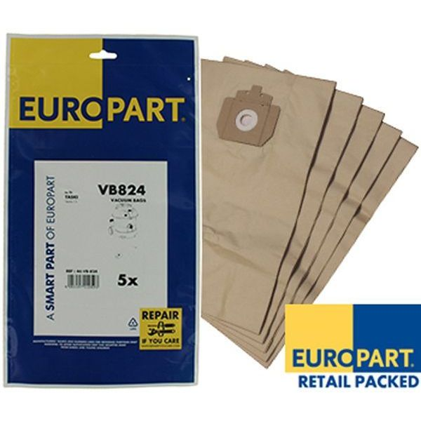 Vb824 Compatible Vb824 Taski Vento 15 Type Paper Bags
