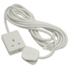 Extension Lead Single Socket  10 Metre 13Amp