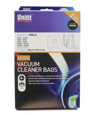 5275420 New Genuine Original Miele GN HyClean 3D Vacuum Cleaner Dust Bags